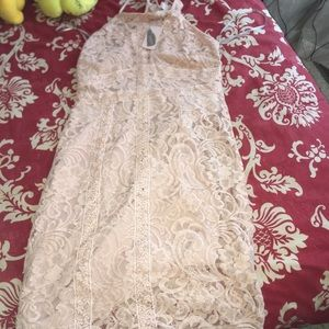 NEVER WORN BRAND NEW WITH TAGS FOREVER 21 DRESS